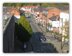 Crowthorne High Street